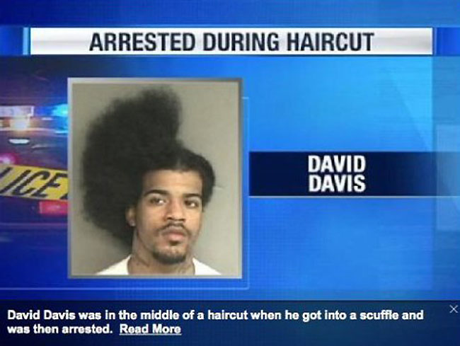 Don T Get Arrested During Your Haircut Doylez Com