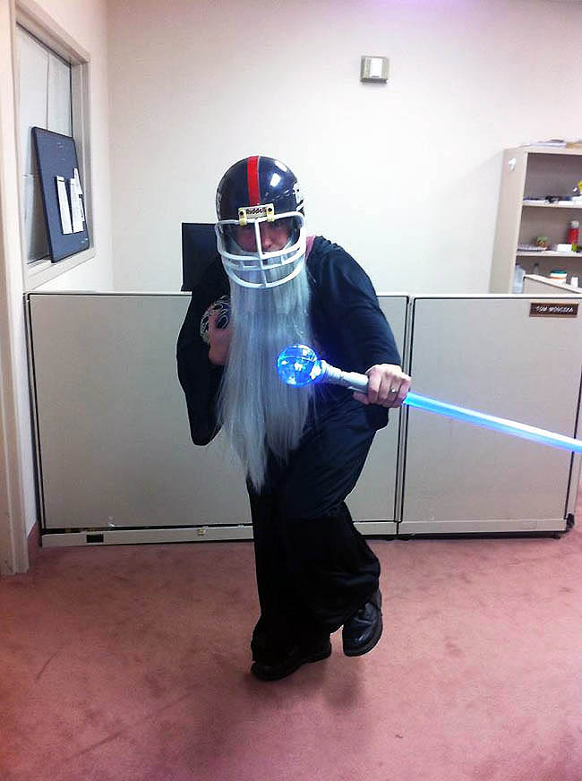 fantasy football costume