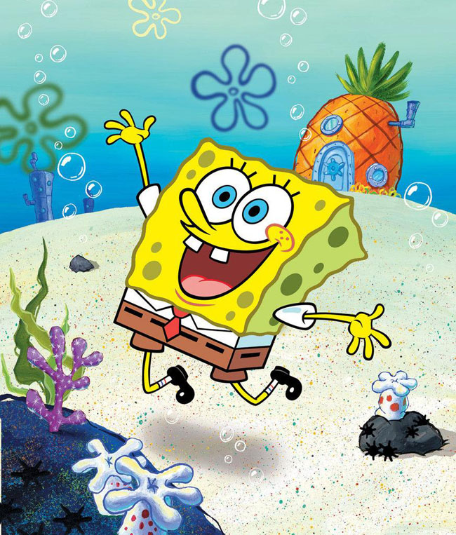 Happy Birthday Spongebob Doylez Com