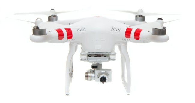 DJI Phantom 2 Vision+ Plus