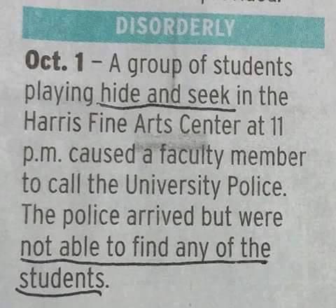 hide and seek expert mode